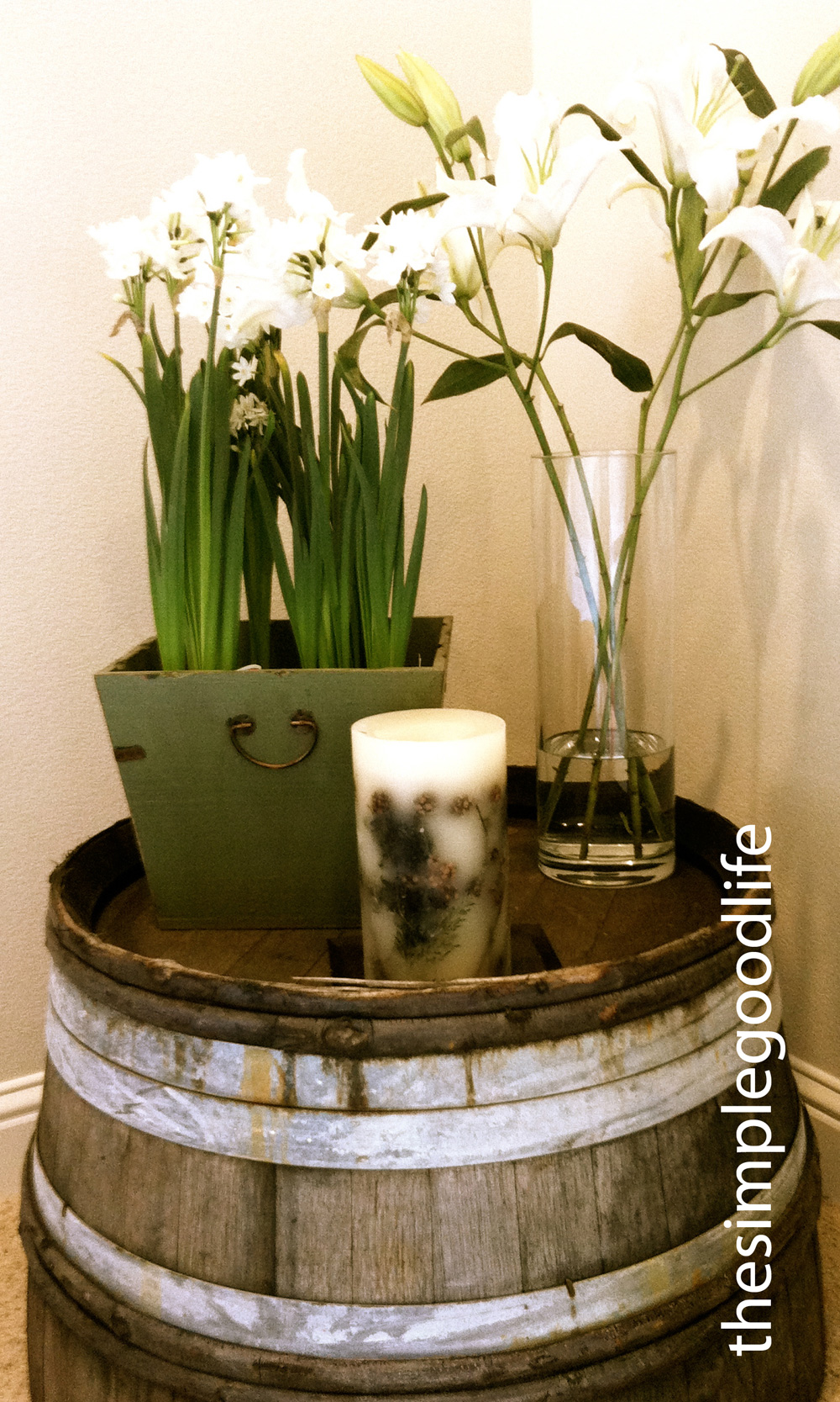 Side Table Decor : Displaying 13> Images For - Side Table Decoration Ideas..., 1000x1667 ...